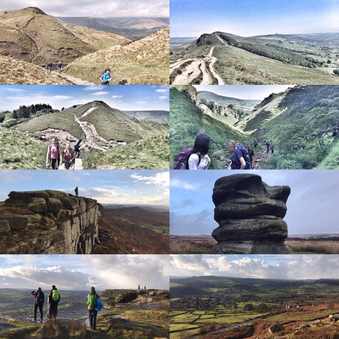 Peak District (Mam Tor, Castleton, Baslow & Curbar Edge) - 19/20th October