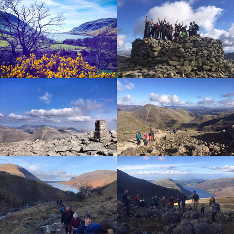 Scafell Pike weekend - 6/7th July
