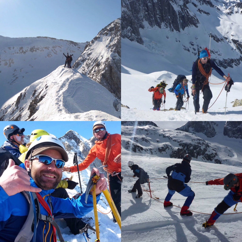 Skills course in Pyrenees - 10th to 16th February 2019