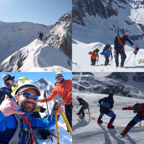 Skills course in Pyrenees - 21st to 27th January 2019