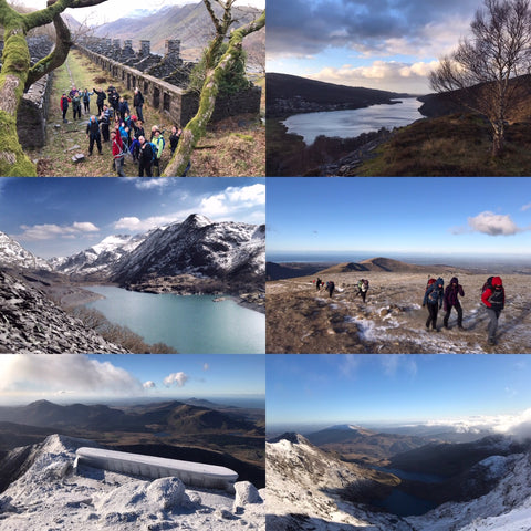 Snowdon & Llanberis weekend - 25/26th January