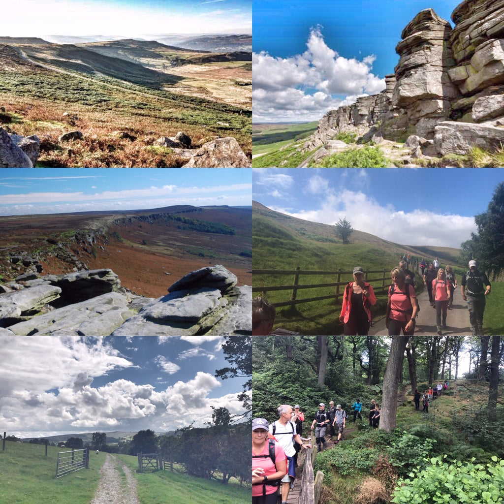 Stanage Edge (Peak District) hike - Saturday 31st October