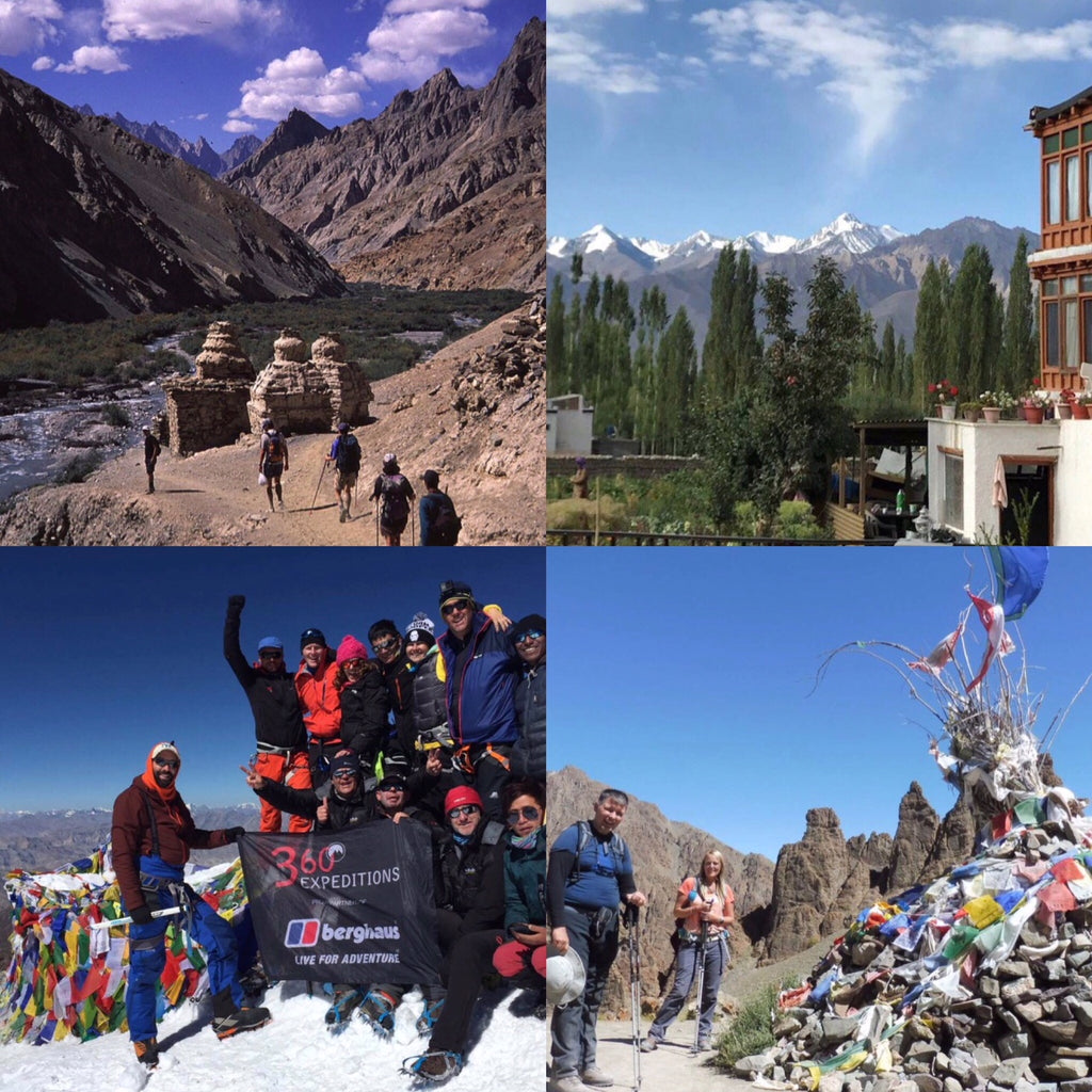 Stok Kangri - 9th to 22nd September 2019