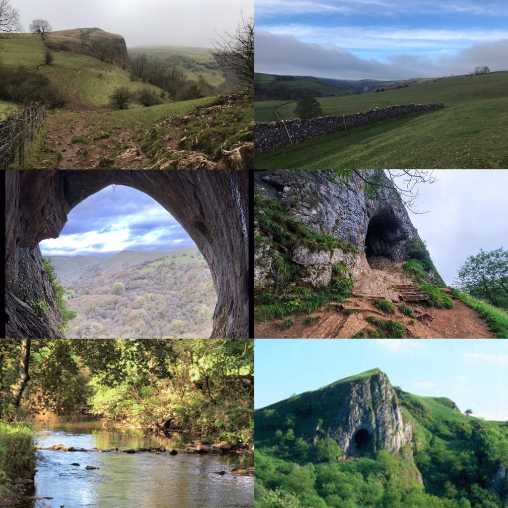 Thor's Cave & Manifold Valley hike (Peak District) - Sunday 8th August