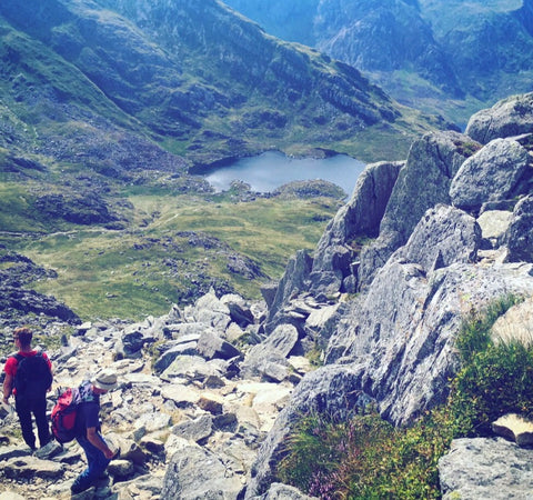 Tryfan hike & scramble - 17th March