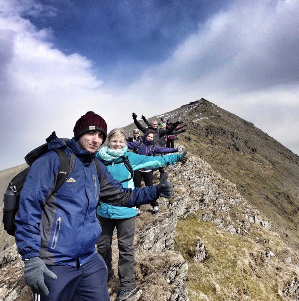 Welsh 3 Peaks Challenge - 26/27th August Bank Holiday (rating 4)