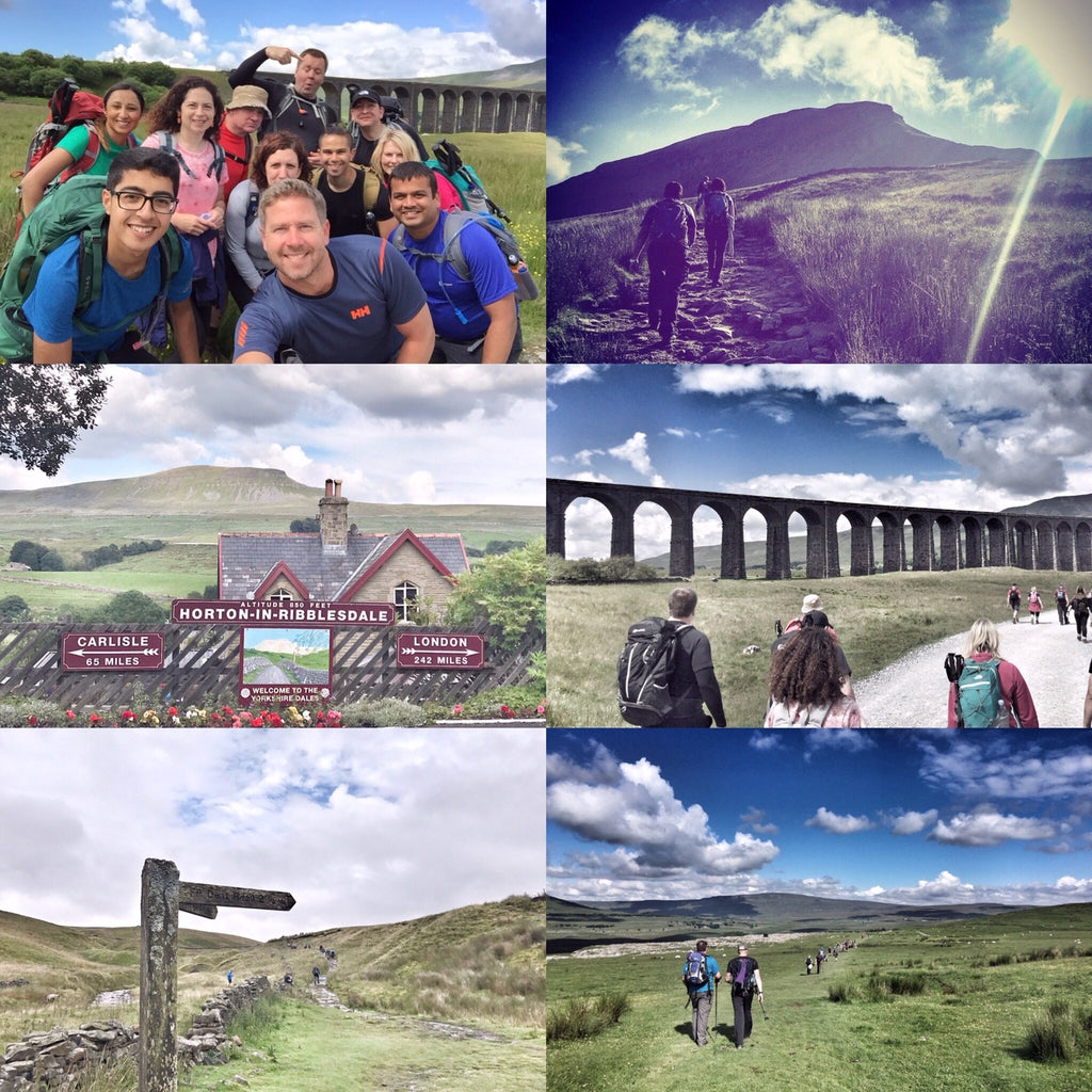 Yorkshire 3 Peaks Challenge - 25th May (Bank Holiday Monday)