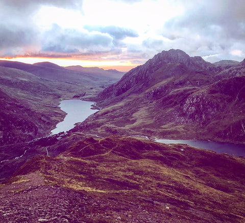 Y Garn (Snowdonia) Sunrise Hike - 28th July
