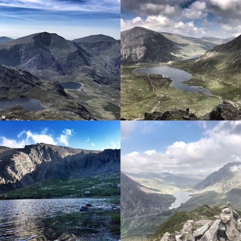 Y Garn hike (Snowdonia) - 21st May