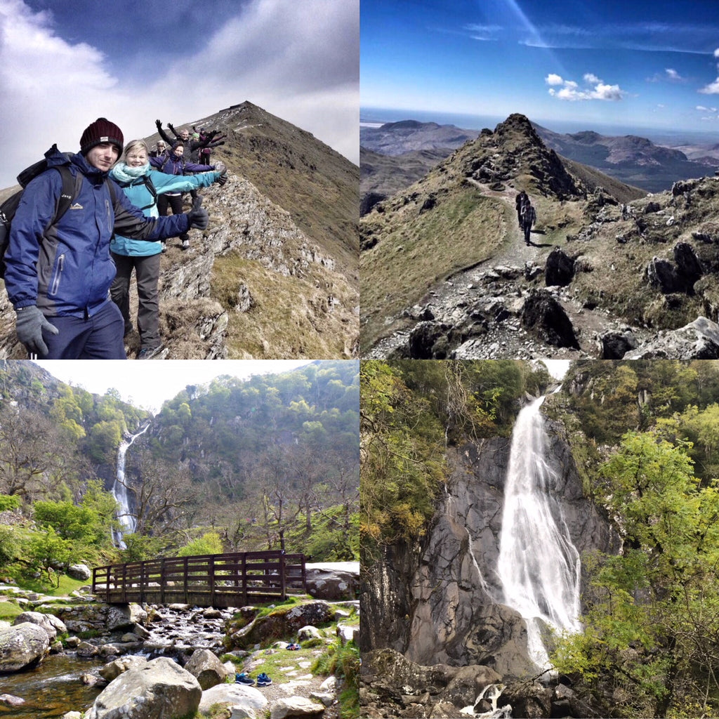 Aber Falls & Snowdon hike weekend - 8/9th December