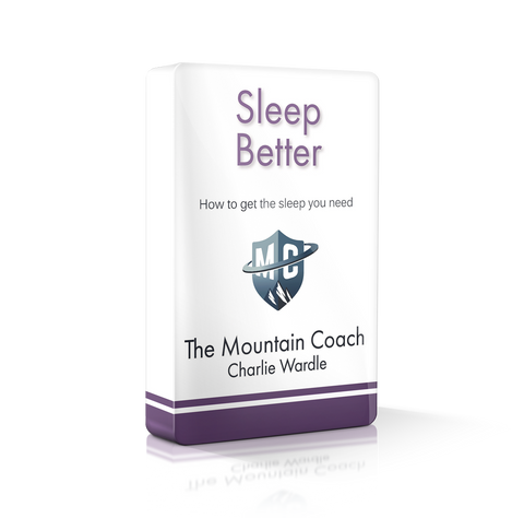 Sleep Better Workshop - Tuesday 10th May 2016