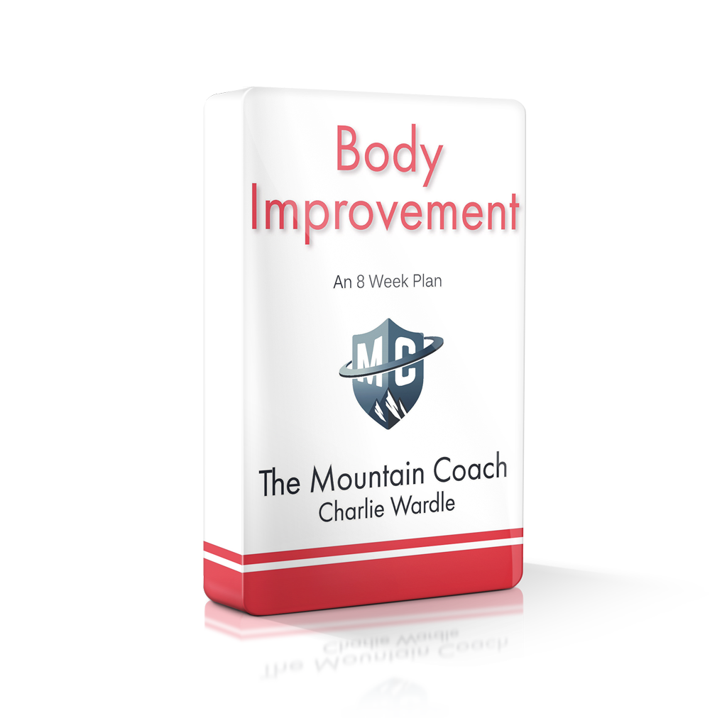 Body Improvement Workshop - Monday 25th April 2016