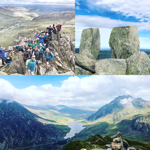 Easter Special - Tryfan & Y Garn - 1st/2nd April