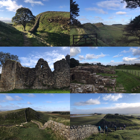 Hadrian's Wall Hiking Weekend - 13/14th March