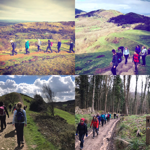Cotswolds & Malvern Hills Hiking weekend - 24/25th February