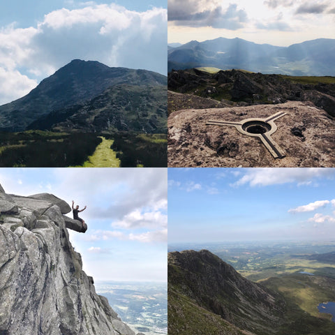 Moel Siabod mountain hike (near Snowdon) - Sunday 14th July