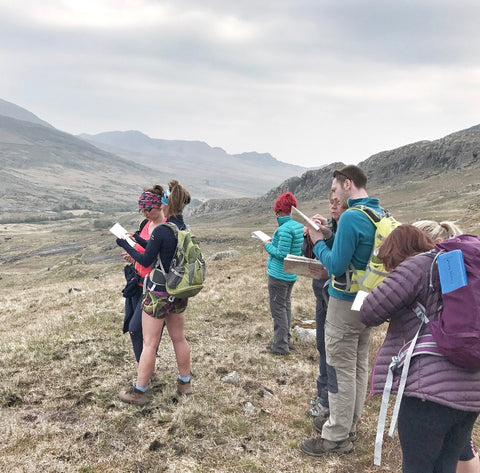 Navigation, map reading & outdoor skills day - 25th May