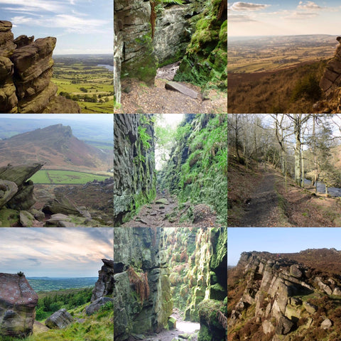 The Roaches & Lud's Church hike (Peak District) - Sunday 25th April