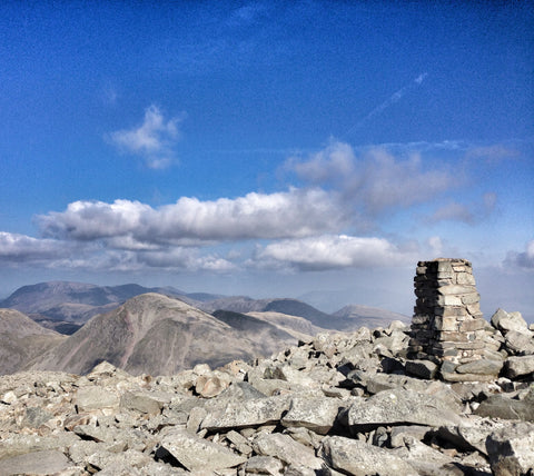 Scafell Pike & Lake District weekend - 7/8th July