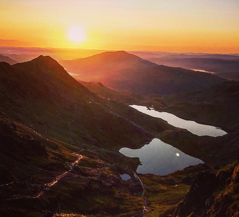 Snowdon Sunrise hike 2 - 14th July