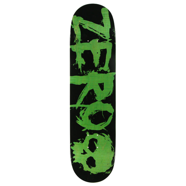 Zero Blood Deck Blk/Green