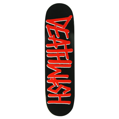 Deathwish Deck Team OG logo Red