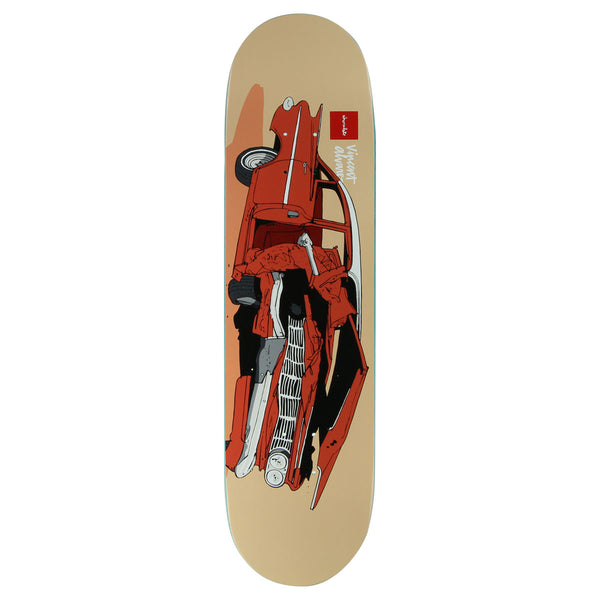 Chocolate Deck Car Crash Alvarez 8.25""