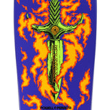Powell Peralta Guerrero Reissue Deck - Blue/Green
