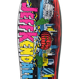 Santa Cruz Kendall Pumpkin Deck - Black