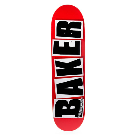 Baker Deck Brand Logo All Black