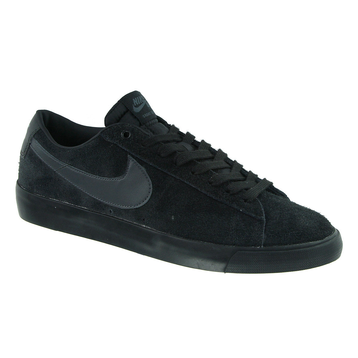 340f0966dae Nike SB Blazer Low GT - Black  Anthracite – Momentum Skate Shop