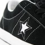 Cons One Star Skate Blk/Wht