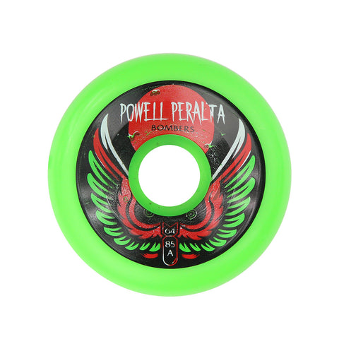 Powell Peralta Bombers 60mm 85a White
