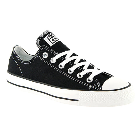 Cons CTAS Pro Black/White Canvas
