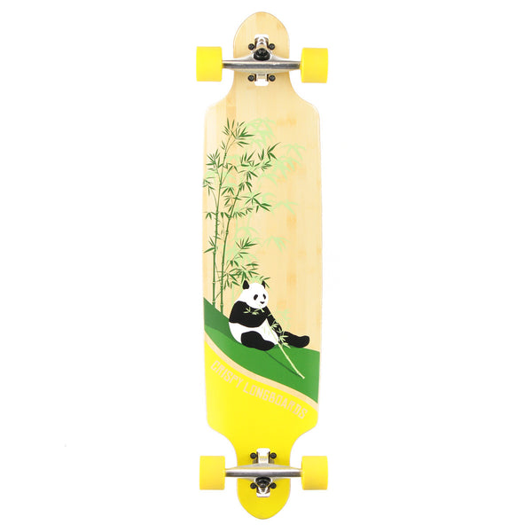 CRISPY - DROP THRU COMPLETE SKATEBOARD. 36""