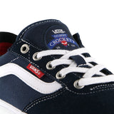 Vans Crockett Pro - Navy/ White/ Red