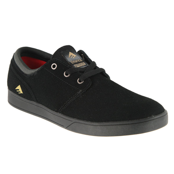 Emerica The Figueroa Black/Black