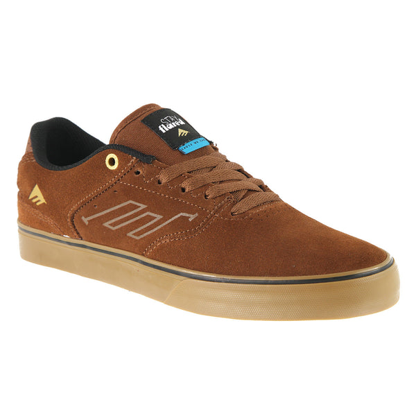 Emerica Reynolds Low Vulc x Stay Flared