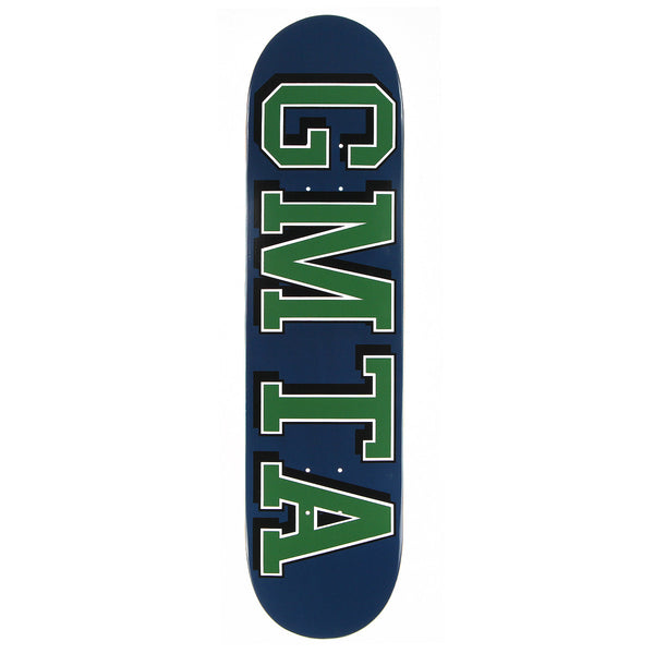 Gmta College Teal/Green deck