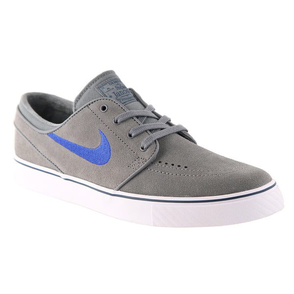 Nike SB Janoski - Grey/ Royal Squadron