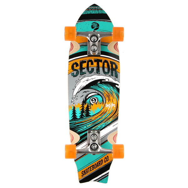 Sector 9 Wave Park Complete