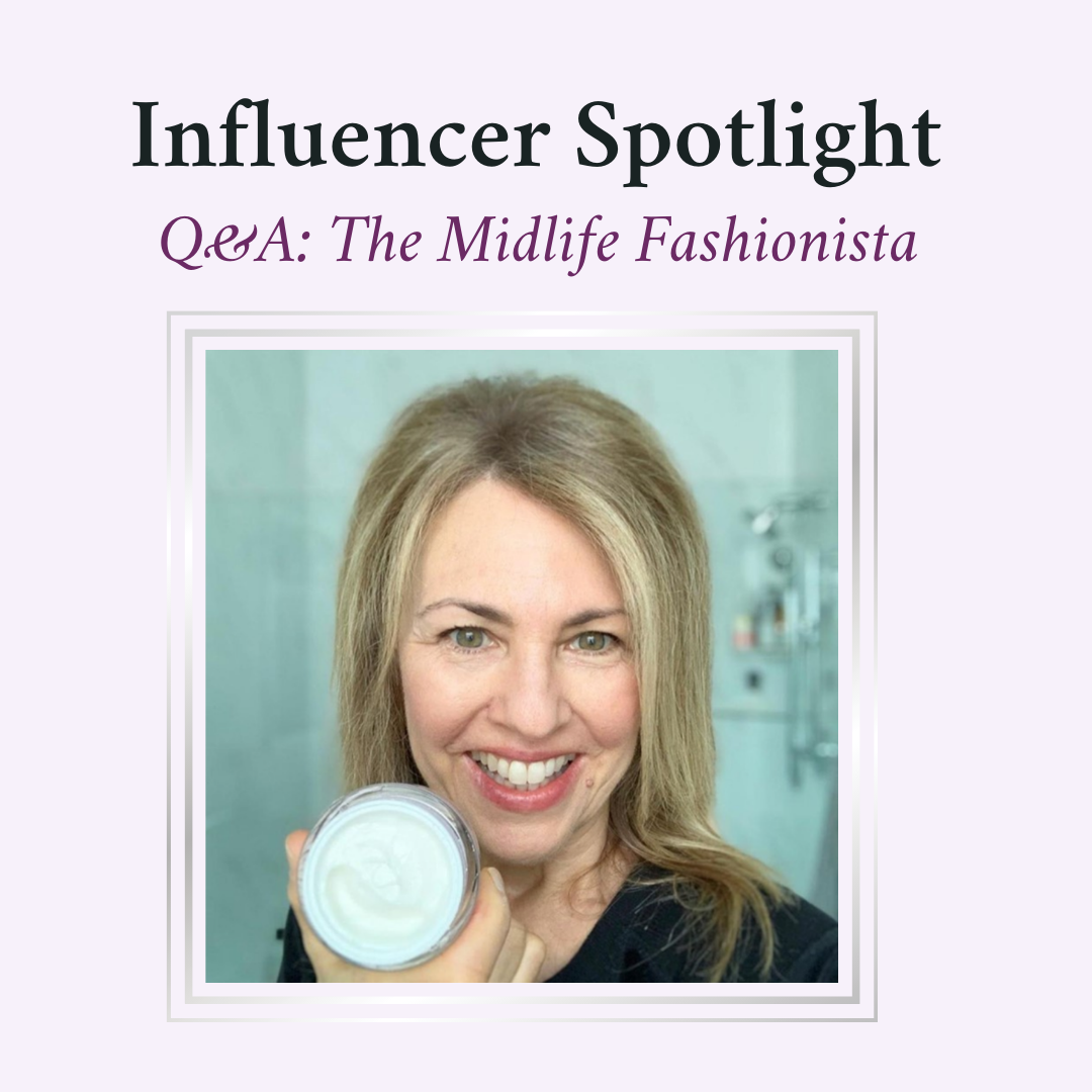 Q&A: The Midlife Fashionista