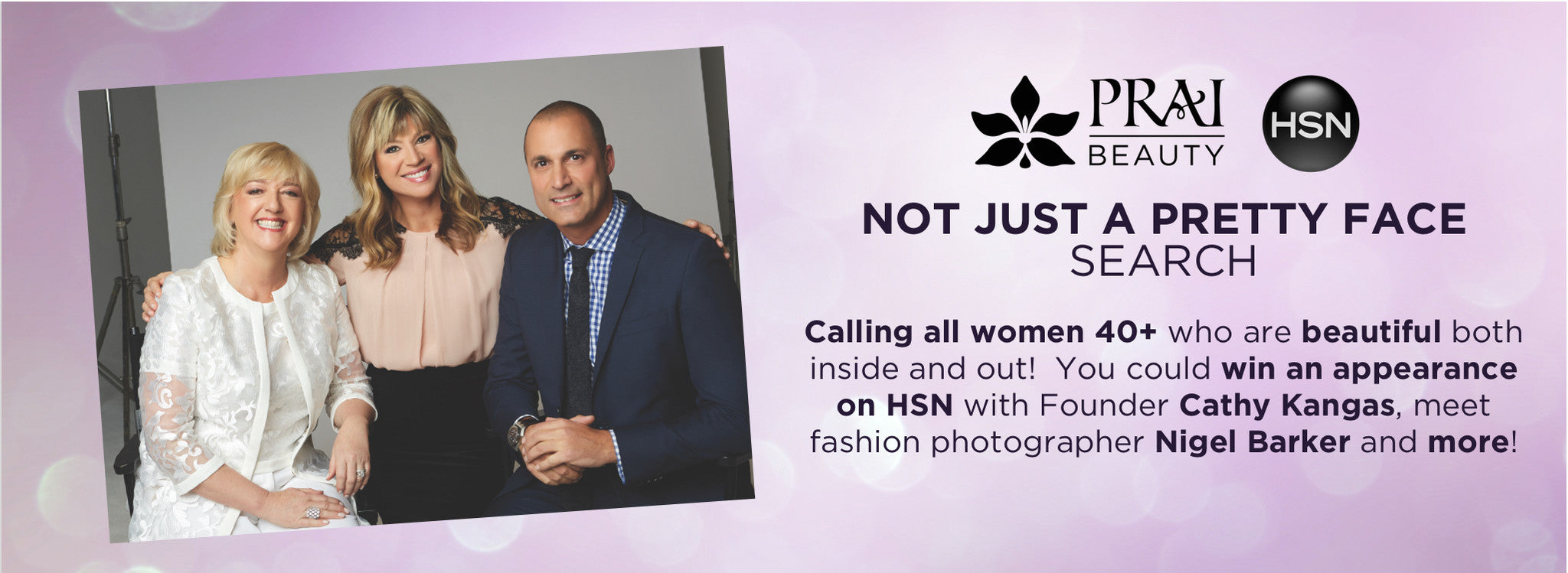 'Not Just a Pretty Face' competition now closed