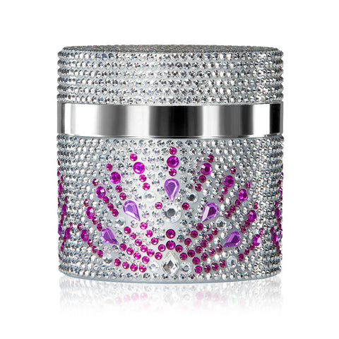 Ageless Throat & Decolletage Creme - Jeweled Peacock Design