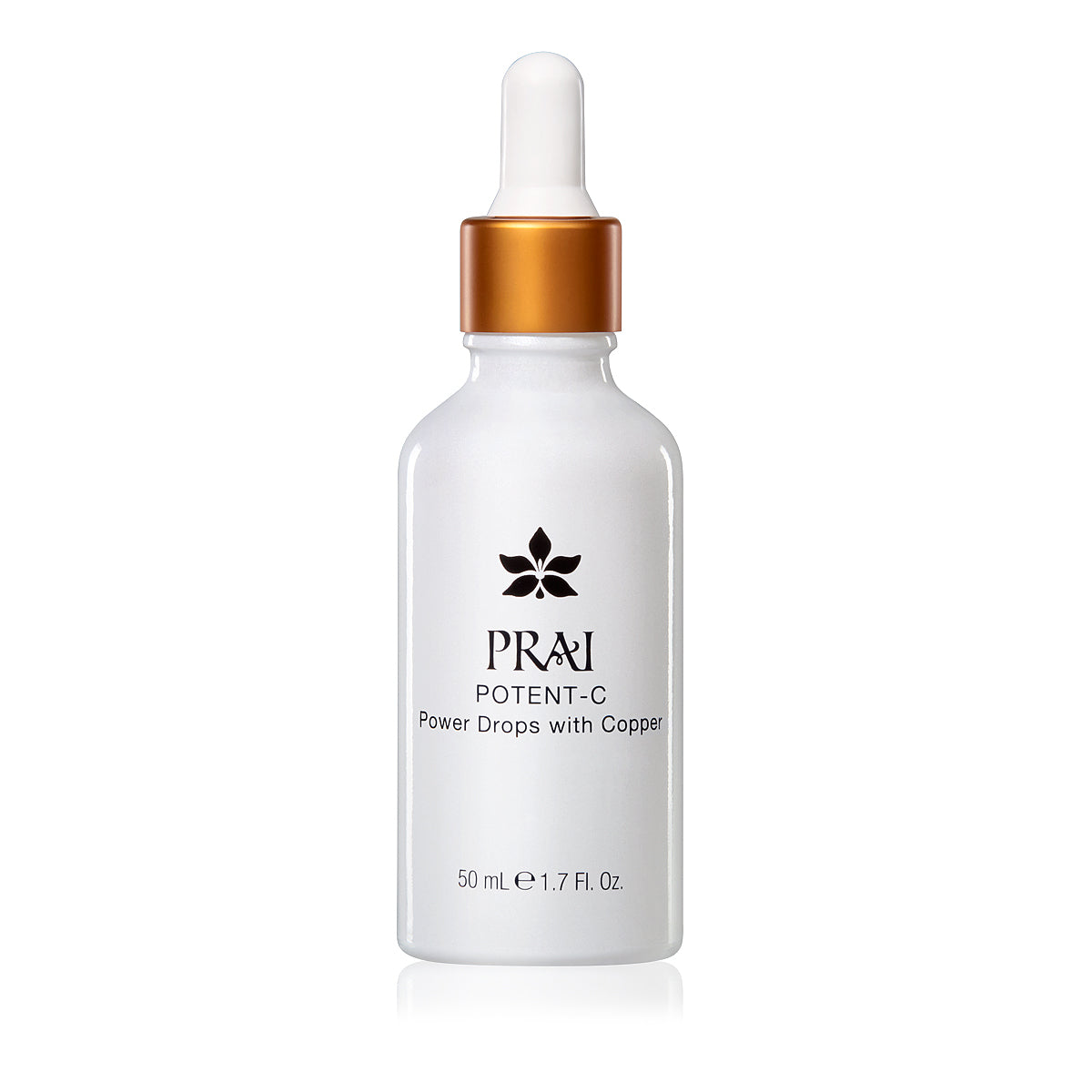 PRAI Beauty Potent-C Power Drops with Copper