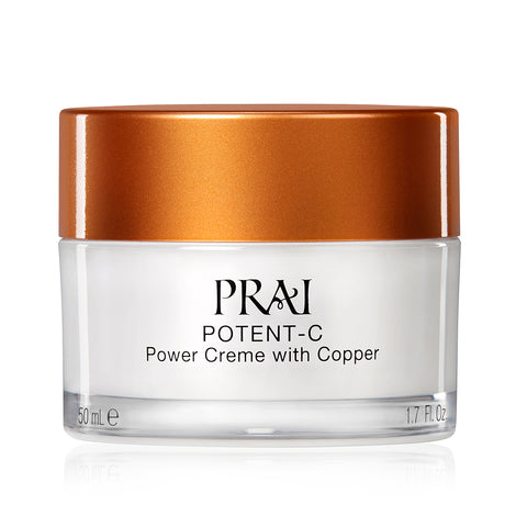 POTENT-C Power Creme with Copper