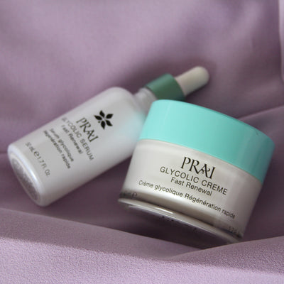 PRAI Beauty Glycolic Duo (Serum & Creme)
