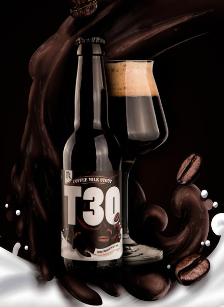 T30 Coffee Milk Stout