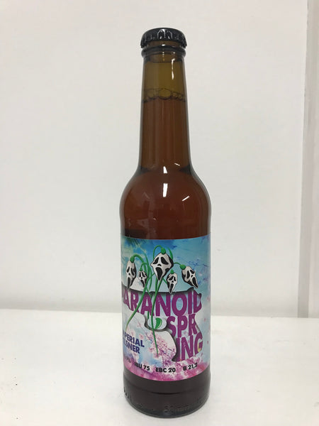 Paranoid Spring - Imperial Pilsner (0,33l)