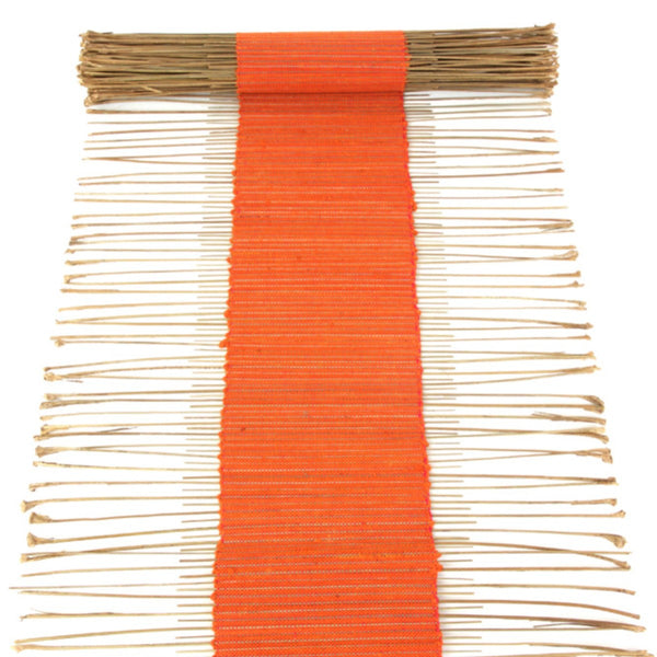 Colorful Twig & Mud ClothTable Runner